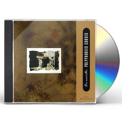 LES NOUVELLES POLYPHONIES CORSES CD