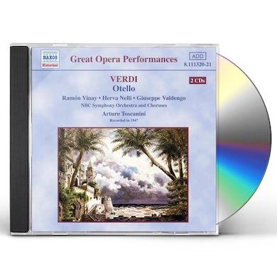 G. Verdi OTELLO (INTEGRALE) CD