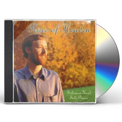 Solomon Keal PEACE OF HEAVEN CD