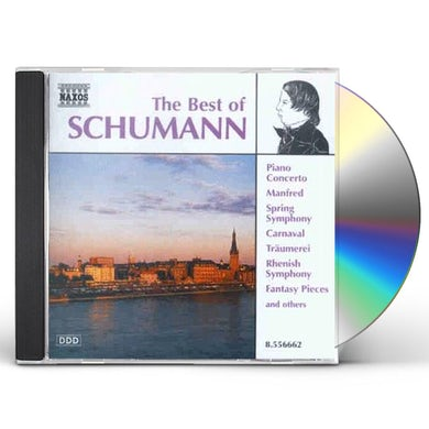 BEST OF SCHUMANN CD