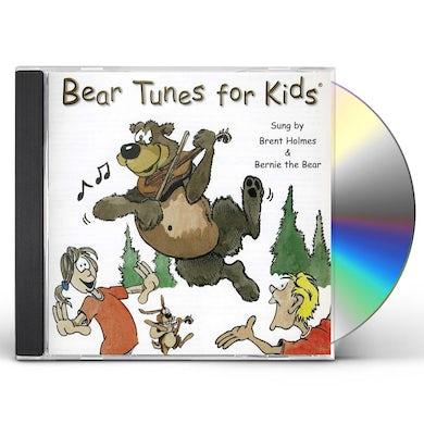 Brent Holmes AK BEAR TUNES FOR KIDS CD