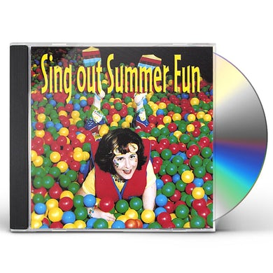 Mary Lambert SING OUT SUMMER FUN CD