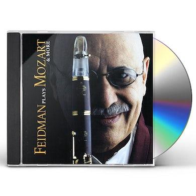 Giora Feidman FEIDMAN PLAYS MOZART & MORE CD