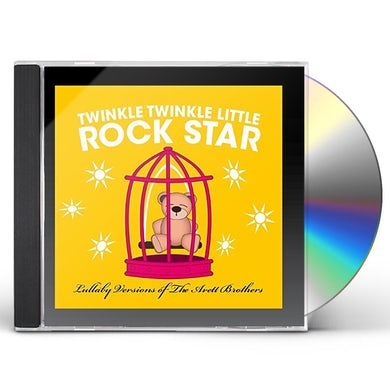 Twinkle Twinkle Little Rock Star LULLABY VERSIONS OF THE AVETT BROTHERS (MOD) CD
