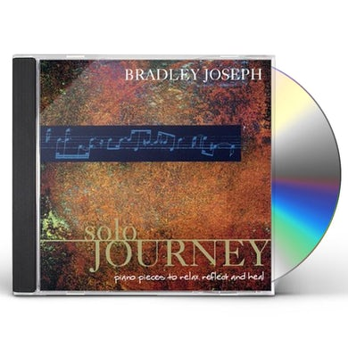 Bradley Joseph SOLO JOURNEY CD