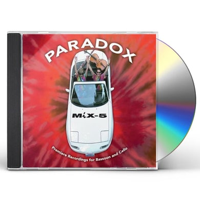 Paradox MIX-5: PREMIERE RECORDINGS FOR BASSOON & CELLO CD