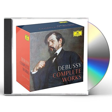 Claude Debussy COMPLETE WORKS: THE CENTENARY EDITION CD