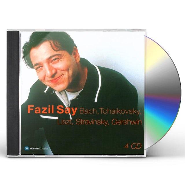 Fazil Say JOUE BACH ET AL CD