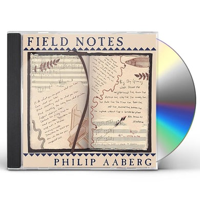 Philip Aaberg FIELD NOTES CD