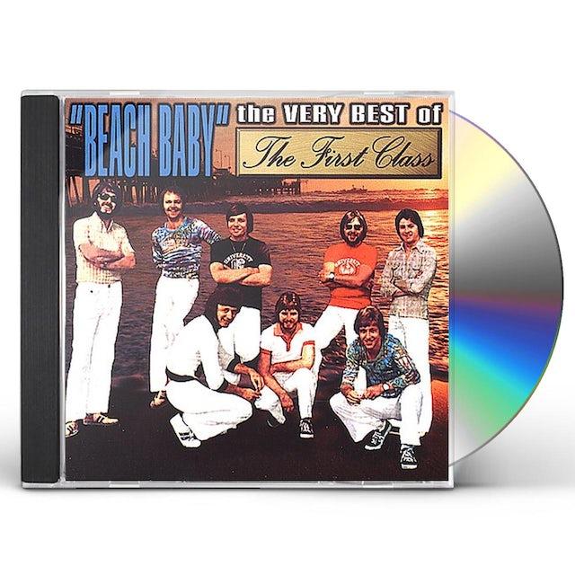 First Class VERY BEST OF BEACH BABY CD