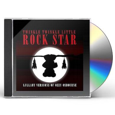 Twinkle Twinkle Little Rock Star LULLABY VERSIONS OF OZZY OSBOURNE (MOD) CD