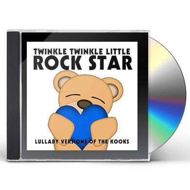 Twinkle Twinkle Little Rock Star LULLABY VERSIONS OF KOOKS (MOD) CD
