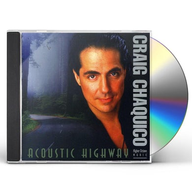 Craig Chaquico ACOUSTIC HIGHWAY CD