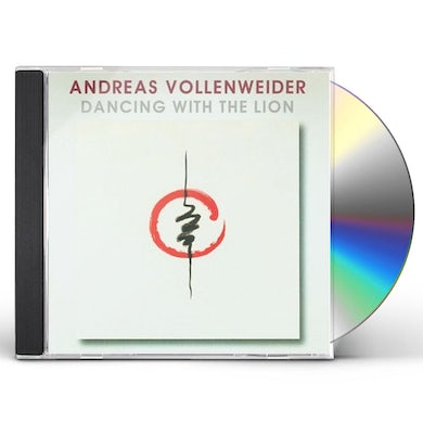 Andrea Vollenweider DANCING WITH THE LION CD