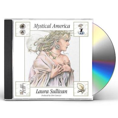 Laura Sullivan MYSTICAL AMERICA CD