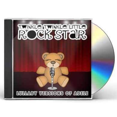 Twinkle Twinkle Little Rock Star LULLABY VERSIONS OF ADELE 25 (MOD) CD