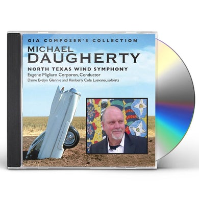 Michael Daugherty COMPOSER'S COLLECTION: DAUGHERTY CD