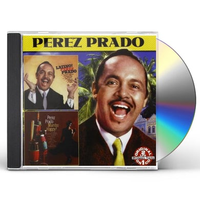 Perez Prado LATINO: MAMBO HAPPY CD