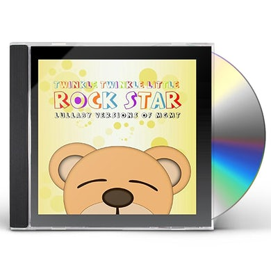 Twinkle Twinkle Little Rock Star LULLABY VERSIONS OF MGMT (MOD) CD