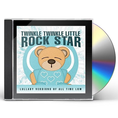 Twinkle Twinkle Little Rock Star LULLABY VERSIONS OF ALL TIME LOW (MOD) CD