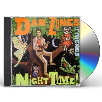 Dan Zanes NIGHT TIME CD