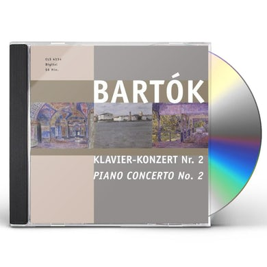 Bela Bartok 20 PIANO PIECES FOR CHILDREN CD