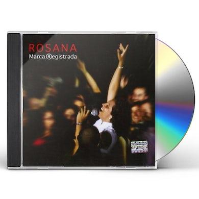 Rosana MARCA REGISTRADA CD