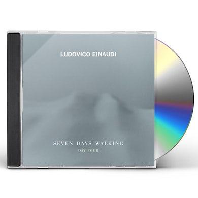 Ludovico Einaudi SEVEN DAYS WALKING DAY 4 CD