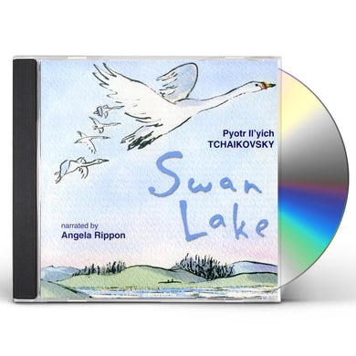 P.I. Tchaikovsky SWAN LAKE OP. 20 CD