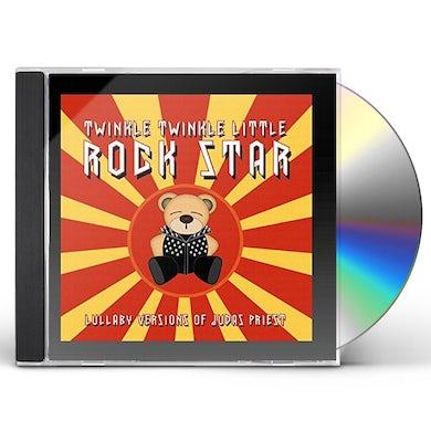 Twinkle Twinkle Little Rock Star LULLABY VERSIONS OF JUDAS PRIEST (MOD) CD