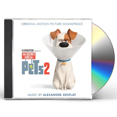 SECRET LIFE OF PETS 2 / Original Soundtrack CD