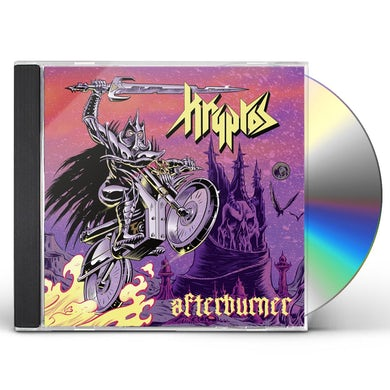 Kryptos AFTERBURNER CD
