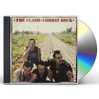 The Clash COMBAT ROCK (GOLD SERIES) CD
