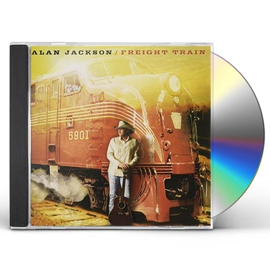 Alan Jackson FREIGHT TRAIN (GOLD SERIES) CD