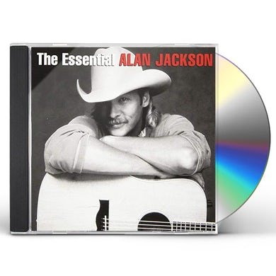 ESSENTIAL ALAN JACKSON (GOLD SERIES) CD