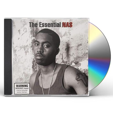 ESSENTIAL NAS (GOLD SERIES) CD