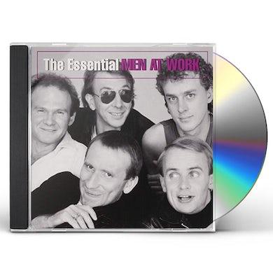 ESSENTIAL MEN AT WORK (GOLD SERIES) CD