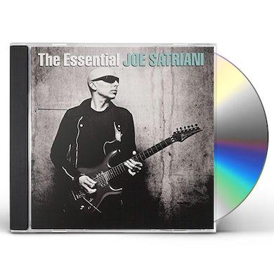 ESSENTIAL JOE SATRIANI (GOLD SERIES) CD