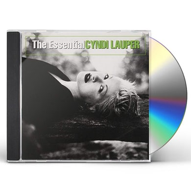 ESSENTIAL CYNDI LAUPER (GOLD SERIES) CD