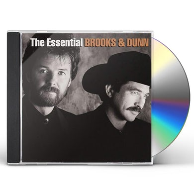 ESSENTIAL BROOKS & DUNN (GOLD SERIES) CD