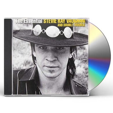 ESSENTIAL STEVIE RAY VAUGHAN & DOUBLE TROUBLE CD