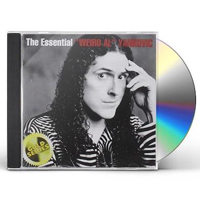 ESSENTIAL WEIRD AL YANKOVIC (GOLD SERIES) CD
