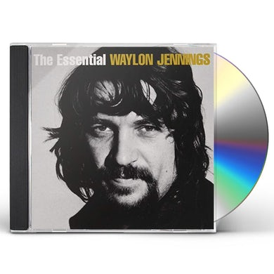 ESSENTIAL WAYLON JENNINGS (GOLD SERIES) CD