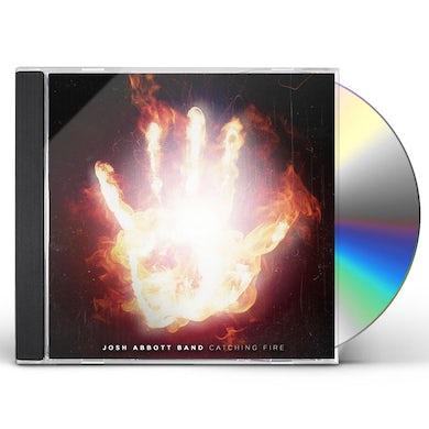Josh Abbott Band Catching Fire EP CD