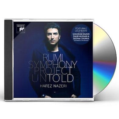 Hafez Nazeri RUMI SYMPHONY PROJECT: UNTOLD CD