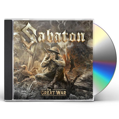 Sabaton GREAT WAR (HISTORY EDITION) CD