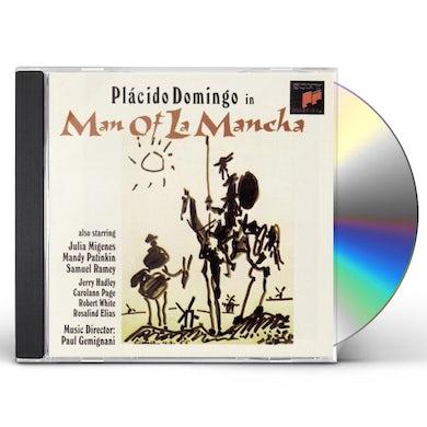 Placido Domingo MAN OF LA MANCHA CD