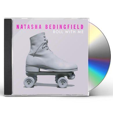 Natasha Bedingfield ROLL WITH ME (LIMITED EDITION CD ART) CD