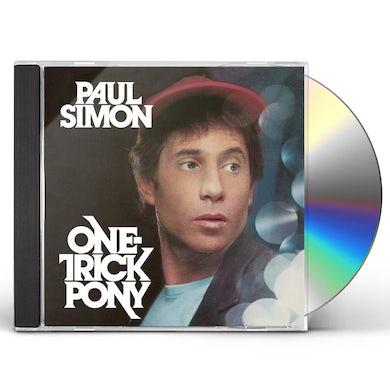 Paul Simon ONE TRICK PONY CD