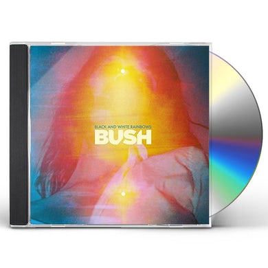 Bush BLACK & WHITE RAINBOWS CD